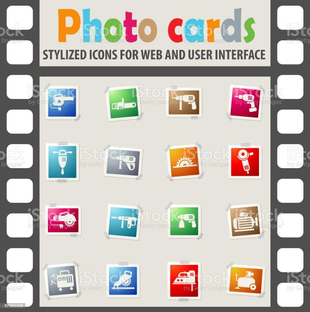 machine tools icon set machine tools icon set – cliparts vectoriels et plus d'images de asperger libre de droits