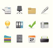 Maco Icon Set | Office