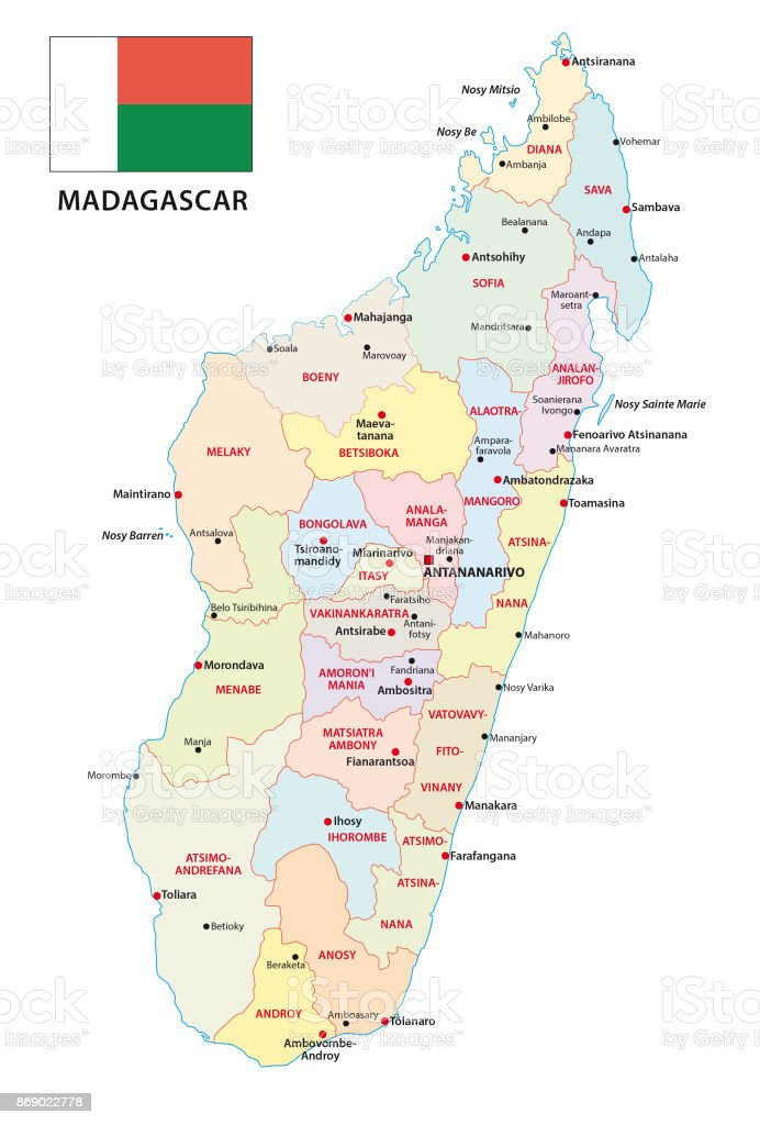Royalty Free Madagascar Clip Art Vector Images Illustrations iStock