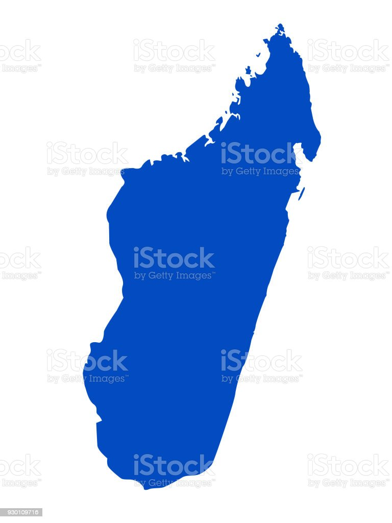 Madagascar Political Map Stock Vector 1993 plymouth wiring diagrams