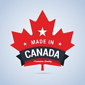 Made in Canada badge.