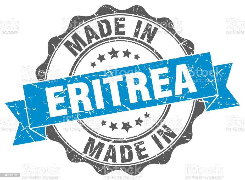 made in Eritrea round seal royalty-free made in eritrea round seal stock vector art & more images of award ribbon