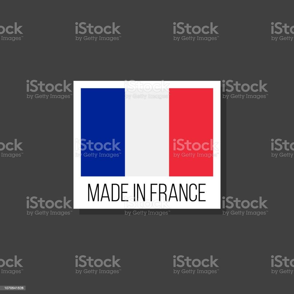 French Flag Bar Badge France Bar