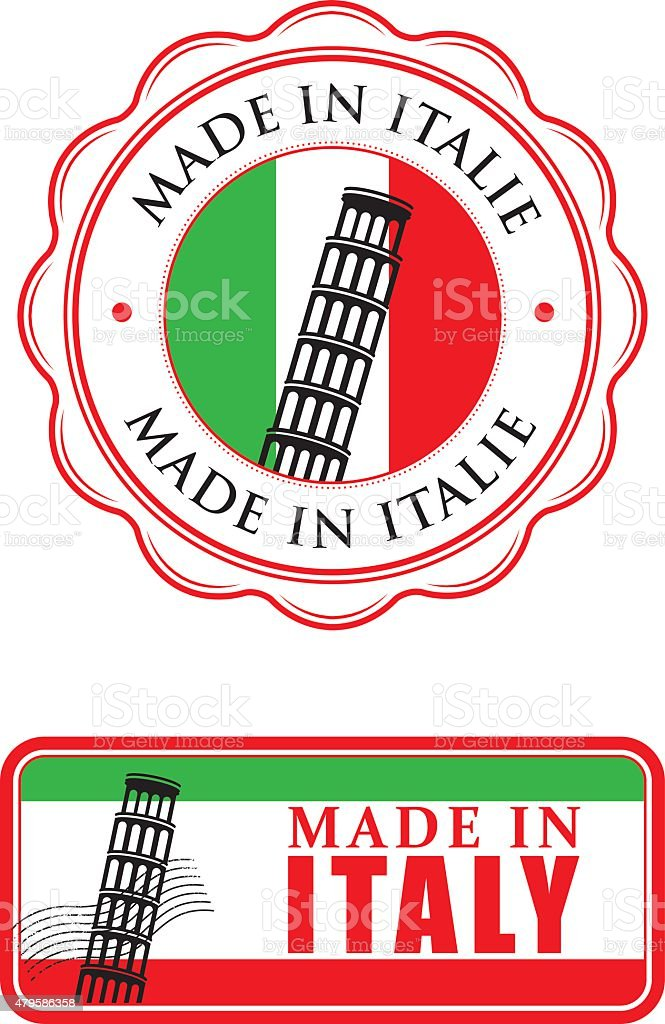 48c15df51d Made in Italy rubber stamps royalty-free made in italy rubber stamps stock  vector art
