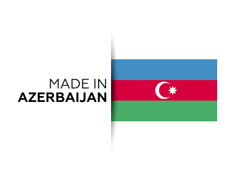 Azerbaijan, Country - Geographic Area, Turkey - Middle East, Flag, National Flag