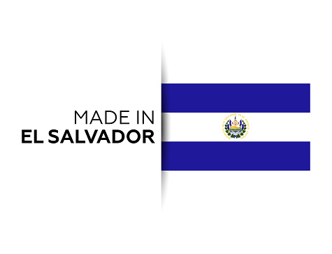 Made in the El Salvador label, product emblem. White isolated background-01.jpg
