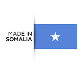 Somalia, Africa, Country - Geographic Area, France, Flag