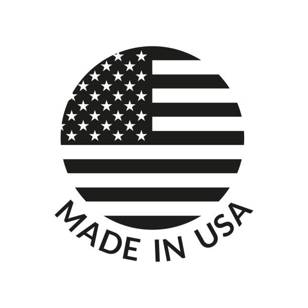Made In Usa Logo Vector Art, Icons, and Graphics for Free Download