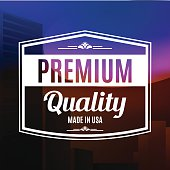 Made in USA Premium Quality - VECTOR