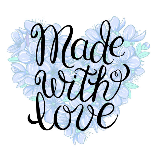 Download Royalty Free Made With Love Clip Art, Vector Images ...