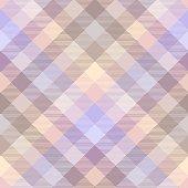 Allover checkered fabric texture