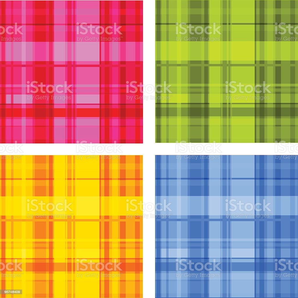 Madras plaid retro seamless tile backgrounds royalty-free madras plaid retro seamless tile backgrounds stock vector art & more images of backgrounds