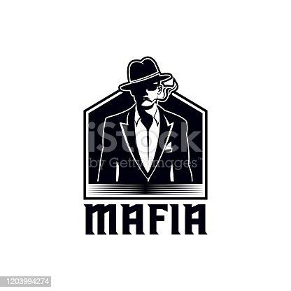 istock mafia vector illustration 1203994274
