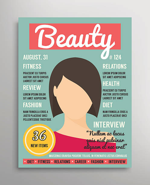 Best Magazine Illustrations, Royalty-Free Vector Graphics ...