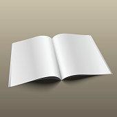 magazine mockup gold10