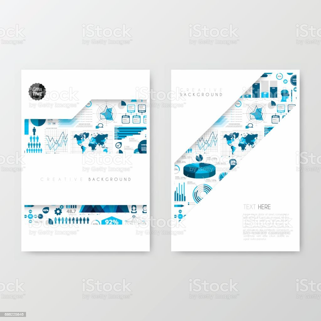 Magazine template layout brochure cover design business annual magazine template layout brochure cover design business annual report flyer royalty cheaphphosting Images