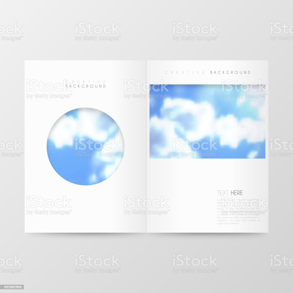 Magazine template layout brochure cover design business annual magazine template layout brochure cover design business annual report flyer royalty flashek Choice Image