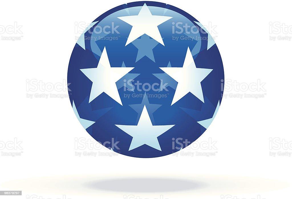 Magic Ball royalty-free magic ball stock vector art & more images of blue