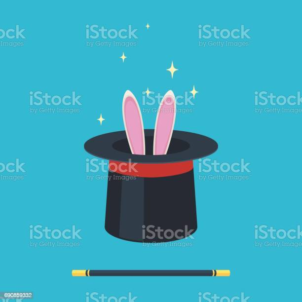 Magic hat with rabbit vector id690859332?b=1&k=6&m=690859332&s=612x612&h=eri3amwyuf4mtjd07bihkakzt495rqtfr88saybiwxi=