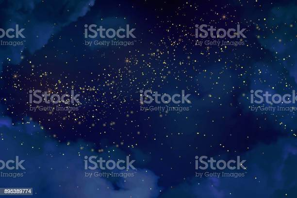 Magic night dark blue sky with sparkling stars vector id895389774?b=1&k=6&m=895389774&s=612x612&h=f duquh5kf oqpvxbuqtnmxjgfm amhmore6r75g5u8=