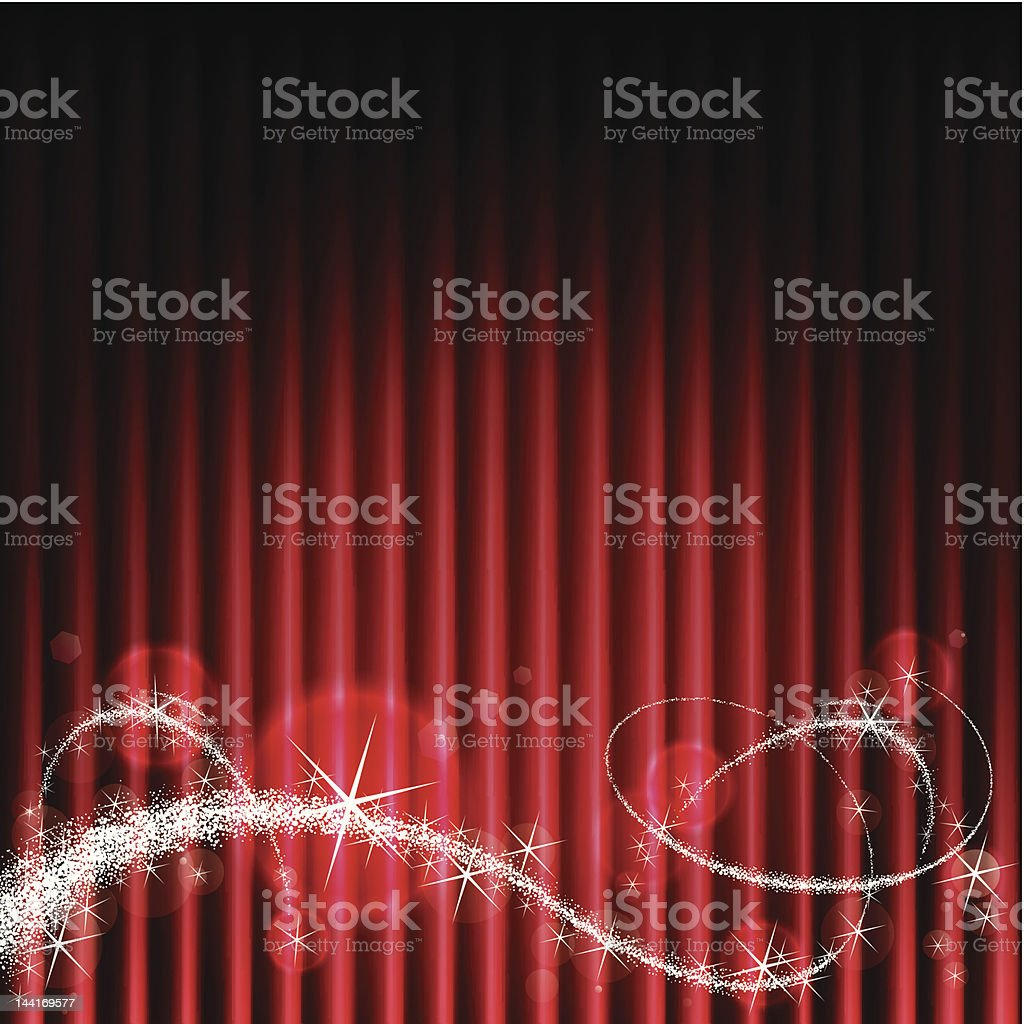 Magic Stage royalty-free magic stage stock vector art & more images of arts culture and entertainment