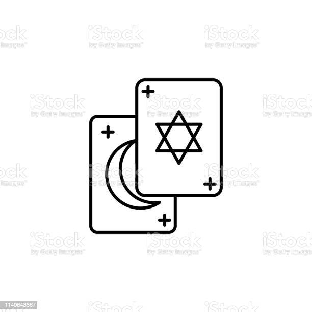 Magic tarot outline icon signs and symbols can be used for web logo vector id1140643867?b=1&k=6&m=1140643867&s=612x612&h=dx6wjijwlq5uztvggjhse2etibzq6kbyhddj4hv4w1k=