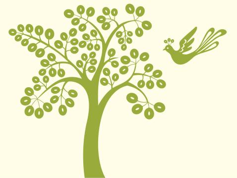 Magic Tree Birdie Stock Illustration - Download Image Now