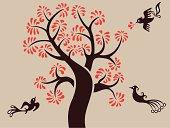 Magic Tree & Birdies
