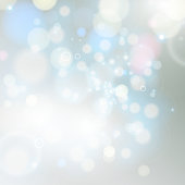 Magical blurry lights background with a space for your text. EPS 10 vector illustration, contains transparencies. High resolution jpeg file included(300dpi).