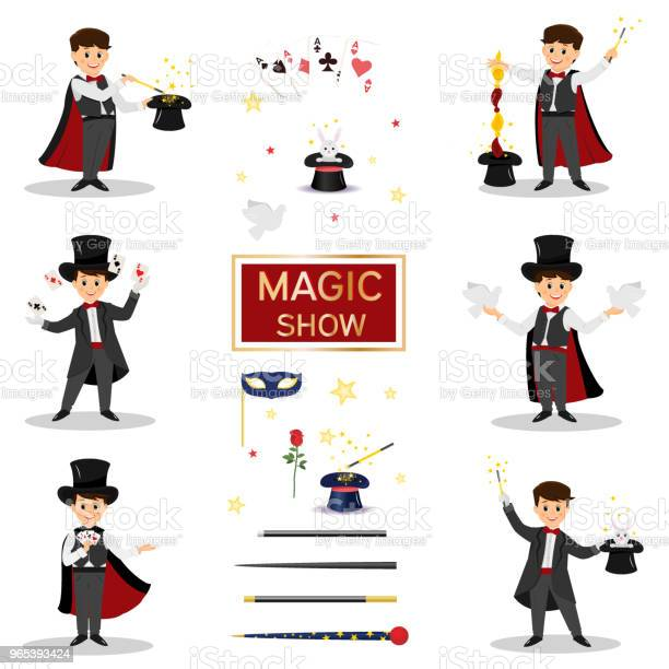 Magicians with doves playing cards vector id965393424?b=1&k=6&m=965393424&s=612x612&h=nwbvzgxuchzjscx86bwif0amrp1xlk3lzdsjmthutyk=