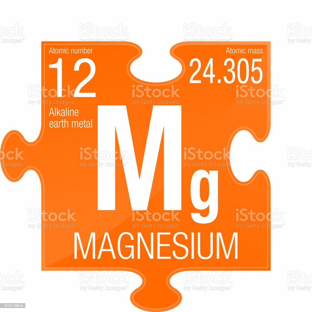Magnesium symbol element number 12 of the periodic table of the magnesium symbol element number 12 of the periodic table of the elements chemistry royalty urtaz Image collections