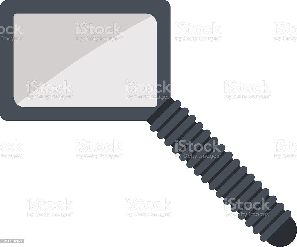 Magnifier search loupe icon magnifier search loupe icon — стоковая векторная графика и другие изображения на тему Большой Стоковая фотография