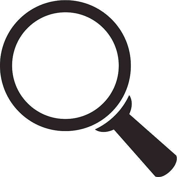 Royalty Free Magnifying Glass Clip Art, Vector Images ...