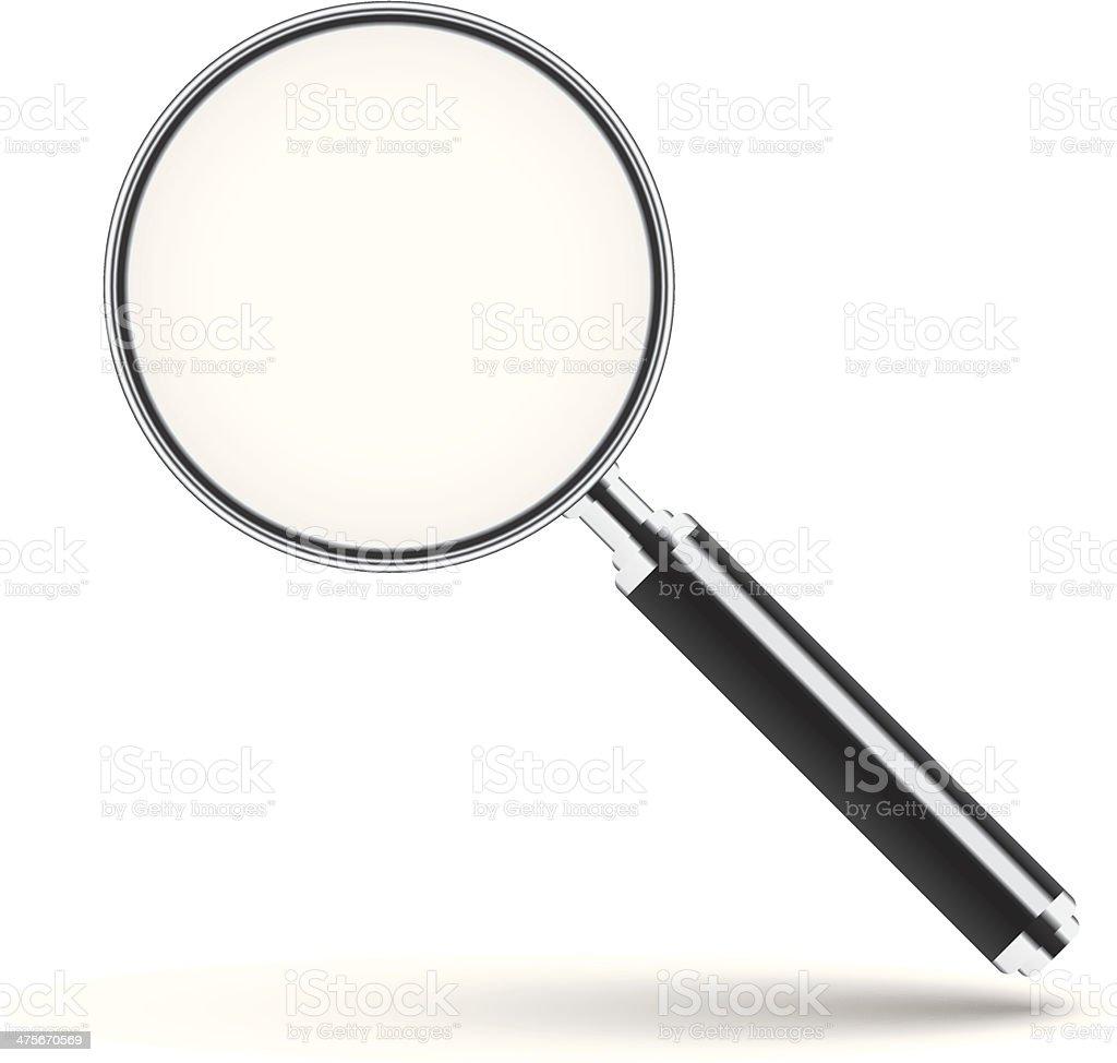 Lente di ingrandimento con vetro trasparente immagini - Specchio con lente di ingrandimento ...