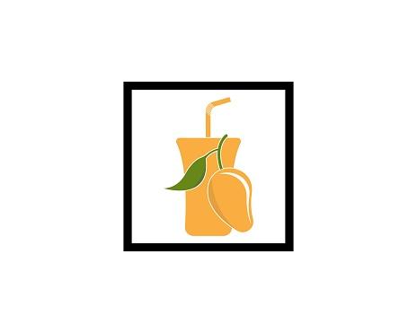 Mago juice icon  vector template