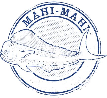Mahi Stamp