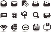 Mail and Communication Icons