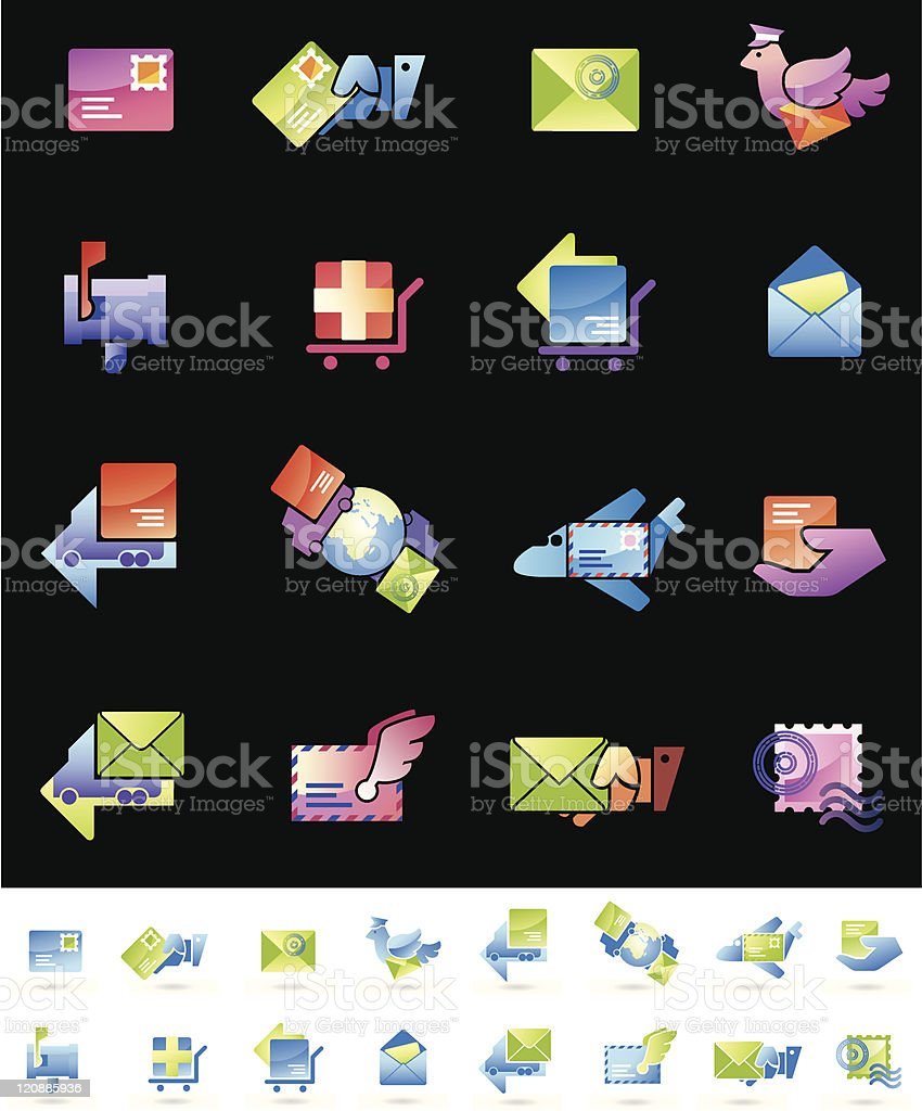 Mail delivery and shipping royalty-free mail delivery and shipping stock vector art & more images of air mail