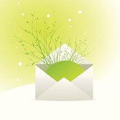 Mail go green