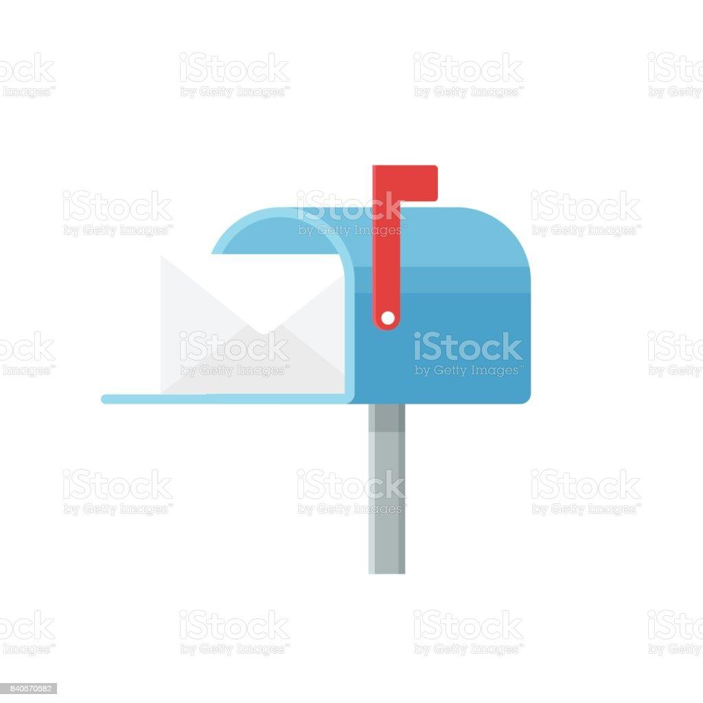 Postfach Symbol Vektor – Vektorgrafik