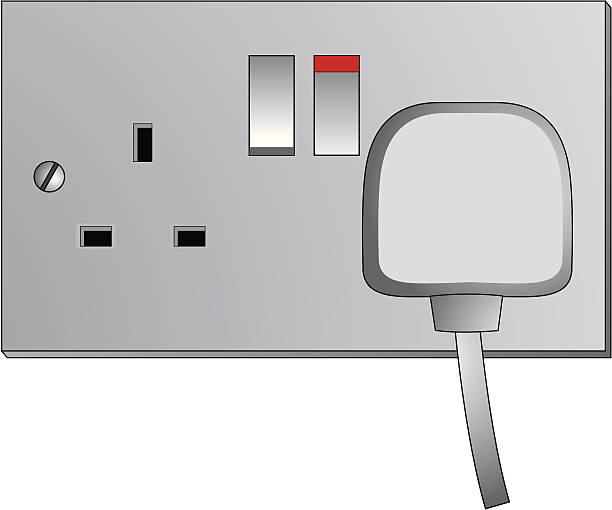 UK Mains Power Outlet