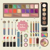 Make up and cosmetics