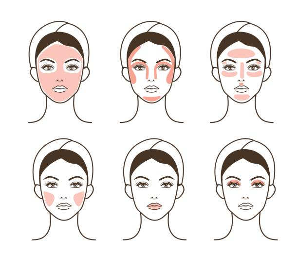 Best Facial Mask Illustrations, Royalty-Free Vector ...