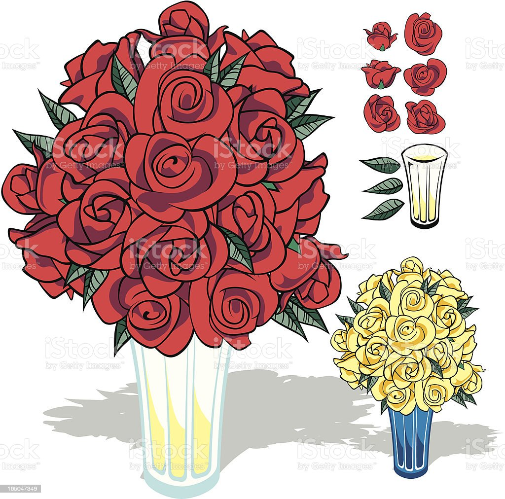 Make Your Own Bouquet royalty-free make your own bouquet stock vector art & more images of arrangement