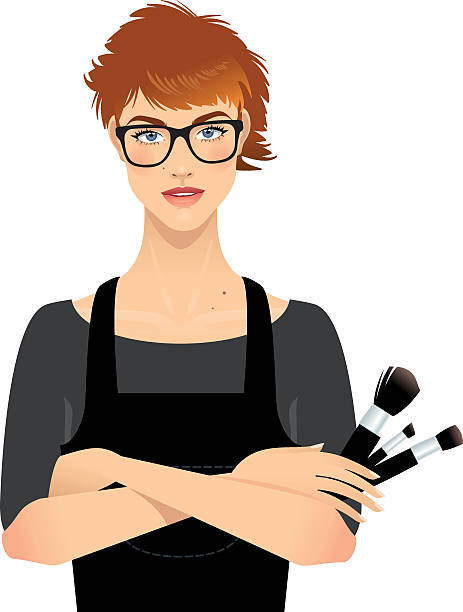 Makeup Clip Art: Top 60 Makeup Artist Clip Art, Vector Graphics And