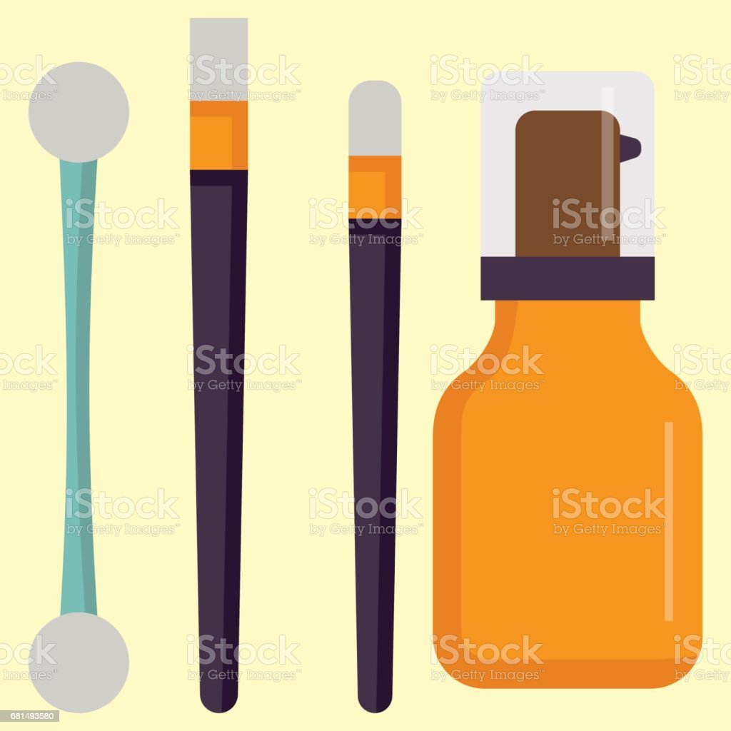 Makeup icons perfume mascara care brushes comb faced eyeshadow glamour female accessory vector royalty-free makeup icons perfume mascara care brushes comb faced eyeshadow glamour female accessory vector stock vector art & more images of adult