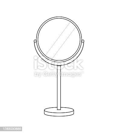 istock Makeup mirror 1283030885