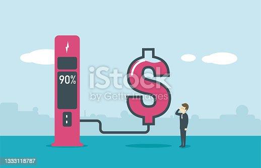 istock making money 1333118787