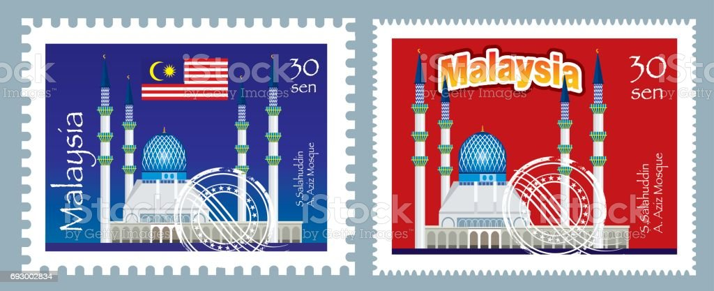 Malaysia Postage