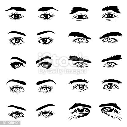 Cat Eye Vectors